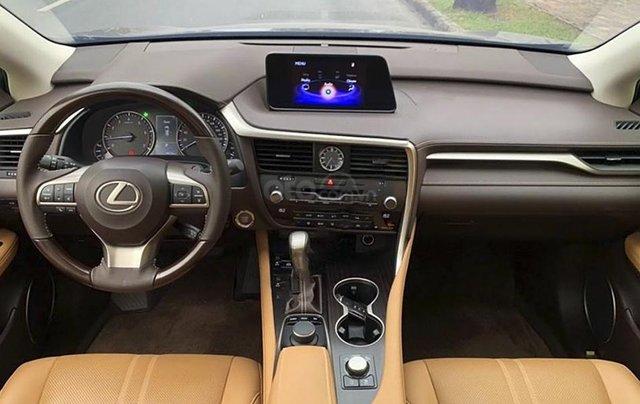 Cần bán gấp Lexus RX 350 sản xuất năm 2020, màu đen, nhập khẩu4