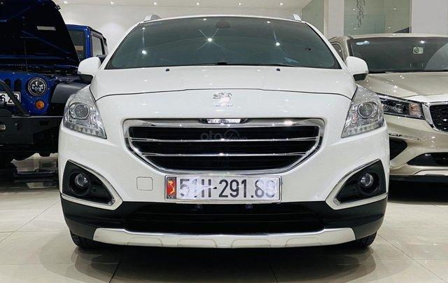 Bán xe Peugeot 3008 năm sản xuất 2014, giá chỉ 550 triệu0