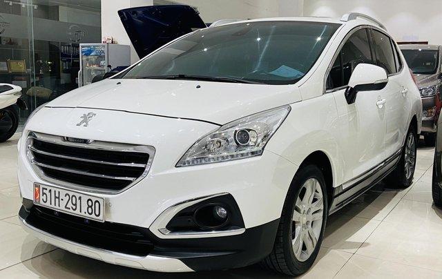 Bán xe Peugeot 3008 năm sản xuất 2014, giá chỉ 550 triệu1