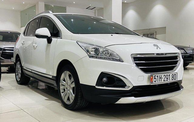 Bán xe Peugeot 3008 năm sản xuất 2014, giá chỉ 550 triệu2