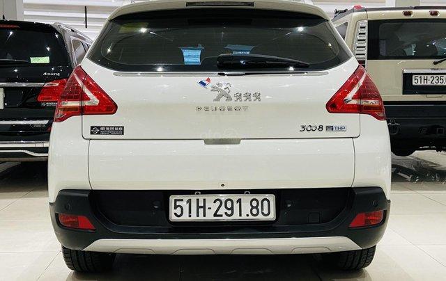 Bán xe Peugeot 3008 năm sản xuất 2014, giá chỉ 550 triệu3