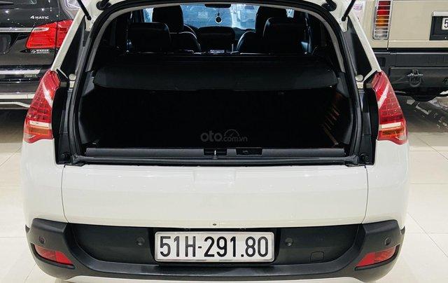 Bán xe Peugeot 3008 năm sản xuất 2014, giá chỉ 550 triệu6
