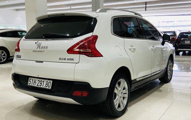 Bán xe Peugeot 3008 năm sản xuất 2014, giá chỉ 550 triệu5