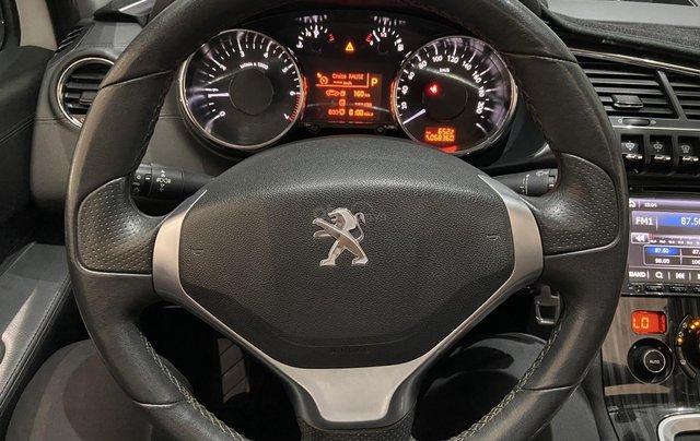 Bán xe Peugeot 3008 năm sản xuất 2014, giá chỉ 550 triệu7