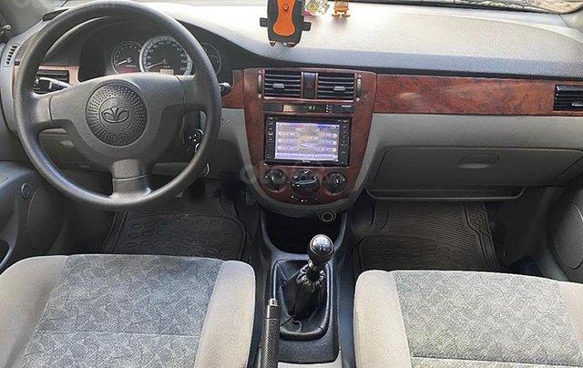 Cần bán lại xe Daewoo Lacetti đời 2009, màu bạc 1