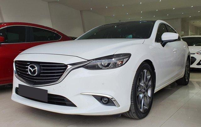 Bán xe Mazda 6 AT 2.0 Premium 20171