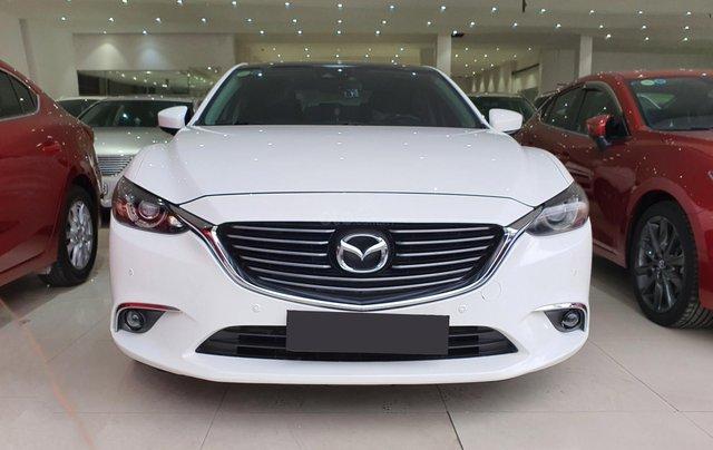 Bán xe Mazda 6 AT 2.0 Premium 20170