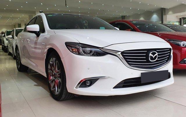 Bán xe Mazda 6 AT 2.0 Premium 20172
