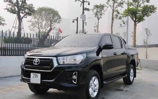 Bán nhanh chiếc Toyota Hilux 2.4AT sản xuất năm 20191