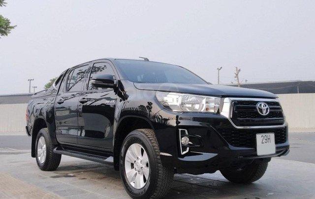 Bán nhanh chiếc Toyota Hilux 2.4AT sản xuất năm 20195