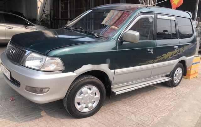 Bán Toyota Zace năm sản xuất 2001, xe nhập0