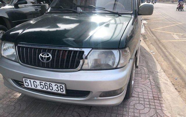 Bán Toyota Zace năm sản xuất 2001, xe nhập2