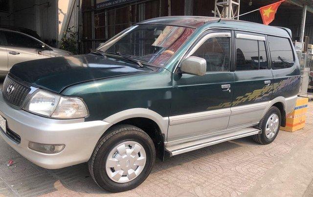 Bán Toyota Zace năm sản xuất 2001, xe nhập4