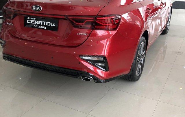 Kia Cerato 2021 - Bản tiêu chuẩn màu đỏ - Xe có sẵn giao ngay - Giảm giá tiền mặt4
