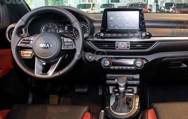 Kia Cerato 2021 - Bản tiêu chuẩn màu đỏ - Xe có sẵn giao ngay - Giảm giá tiền mặt5