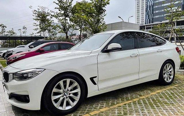 Bán BMW 3 Series 320i GT sản xuất 2014, màu trắng, xe nhập 0