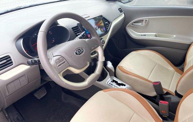 Bán xe Kia Morning 1.25 AT sản xuất năm 2019, giá 379tr7