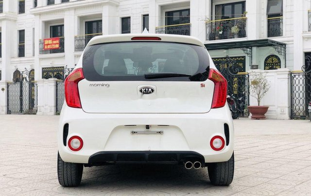 Cần bán gấp Kia Morning 1.25AT sản xuất năm 2016 giá cạnh tranh4