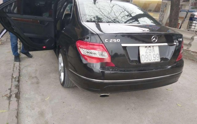 Cần bán lại xe Mercedes C250 năm 2010, 485 triệu3