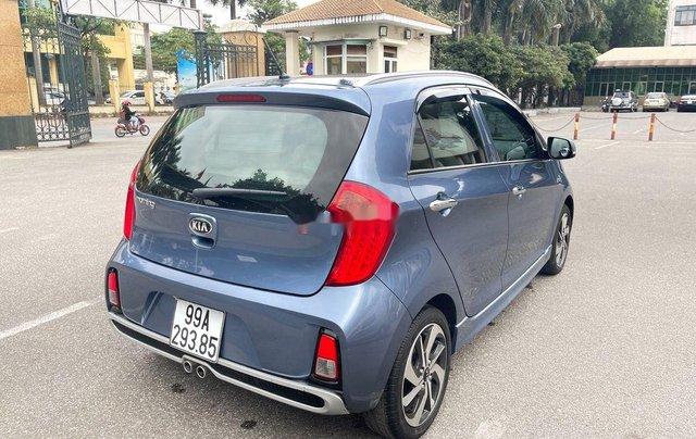 Bán xe Kia Morning 1.25 AT sản xuất năm 2019, giá 379tr3