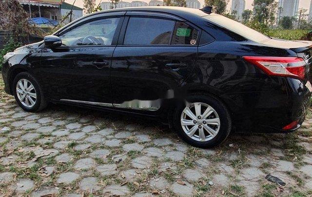 Cần bán lại xe Toyota Vios sản xuất 2015, giá ưu đãi4
