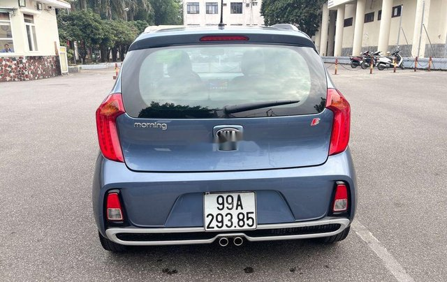 Bán xe Kia Morning 1.25 AT sản xuất năm 2019, giá 379tr4