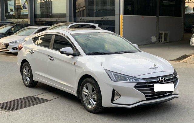 Xe Hyundai Elantra 1.6AT sản xuất năm 2020 chính chủ giá cạnh tranh2