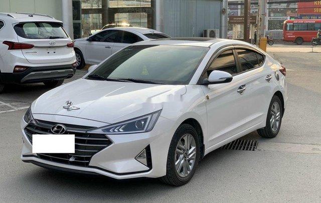 Xe Hyundai Elantra 1.6AT sản xuất năm 2020 chính chủ giá cạnh tranh0
