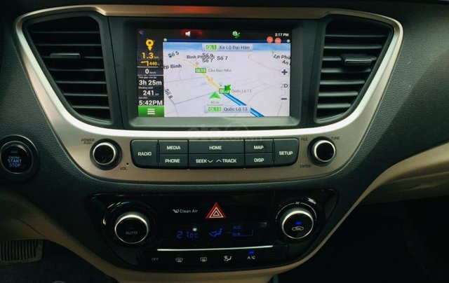 Bán Hyundai Accent 1.4AT bản đặc biệt, đi 22.000km12