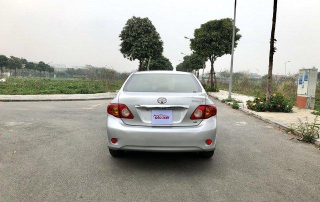 Bán xe Toyota Corolla XLI, số tự động, nhập khẩu, 1 chủ từ đầu2