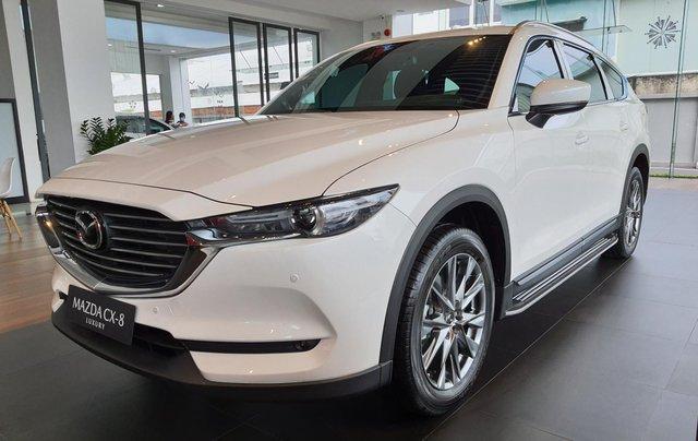 [ Mazda Bình Triệu TPHCM] - Mazda Cx 8 - hỗ trợ hồ sơ vay ngân hàng - giá ưu đãi - đủ màu giao ngay3