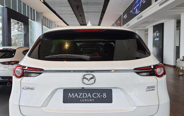 [ Mazda Bình Triệu TPHCM] - Mazda Cx 8 - hỗ trợ hồ sơ vay ngân hàng - giá ưu đãi - đủ màu giao ngay7