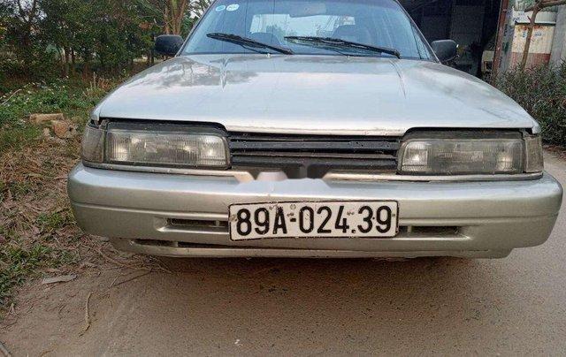 Bán Mazda 626 năm 1995, màu bạc, nhập khẩu nguyên chiếc, giá chỉ 38 triệu0