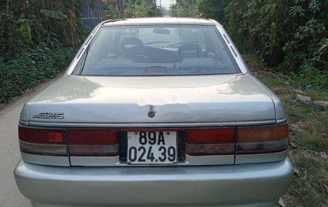 Bán Mazda 626 năm 1995, màu bạc, nhập khẩu nguyên chiếc, giá chỉ 38 triệu2