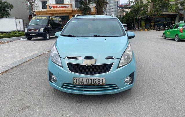 Bán xe Chevrolet Spark năm sản xuất 2011, xe chính chủ1