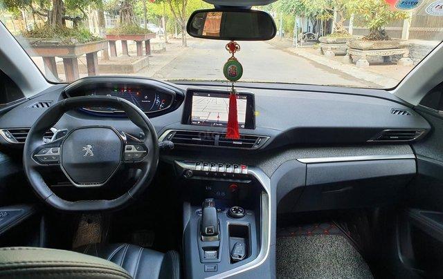 Peugeot 5008 bản đủ sản xuất 2018, đăng kí 20198