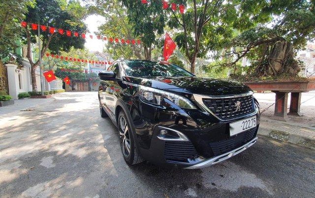 Peugeot 5008 bản đủ sản xuất 2018, đăng kí 20192