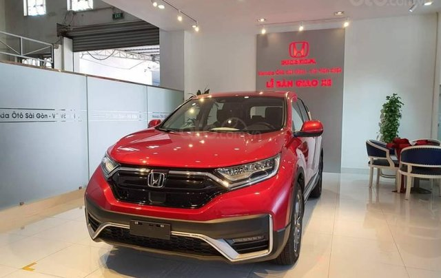 Siêu khuyến mại Honda CRV 2021 giảm 80 triệu tiền mặt, phụ kiện, Hồng Nhung0