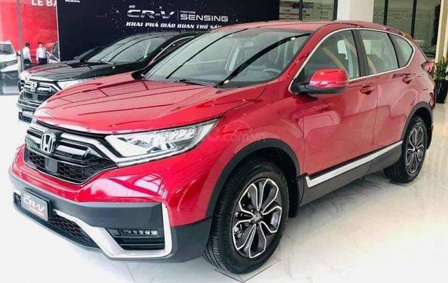 Siêu khuyến mại Honda CRV 2021 giảm 80 triệu tiền mặt, phụ kiện, Hồng Nhung1