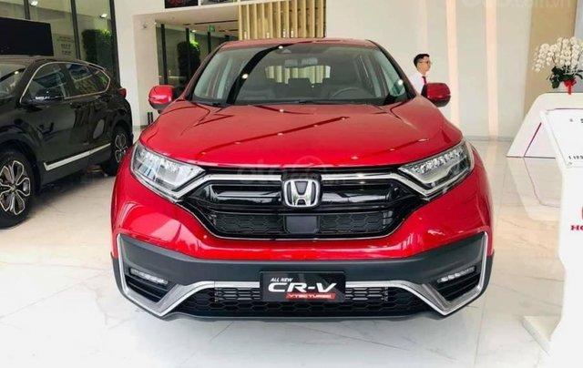 Siêu khuyến mại Honda CRV 2021 giảm 80 triệu tiền mặt, phụ kiện, Hồng Nhung3
