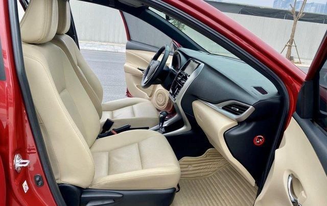 Bán gấp Toyota Yaris đời 2018 mới đi 14.000 km, xe đẹp còn như mới có hỗ trợ vay ngân hàng lãi suất tốt4