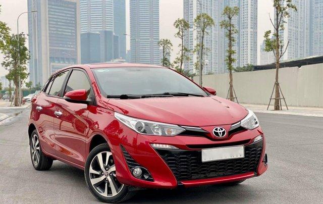 Bán gấp Toyota Yaris đời 2018 mới đi 14.000 km, xe đẹp còn như mới có hỗ trợ vay ngân hàng lãi suất tốt1