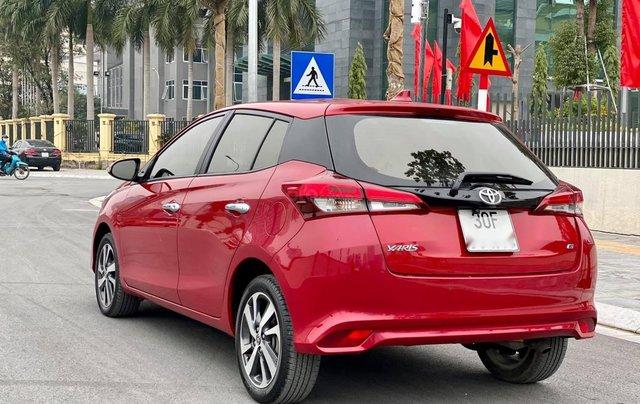 Bán gấp Toyota Yaris đời 2018 mới đi 14.000 km, xe đẹp còn như mới có hỗ trợ vay ngân hàng lãi suất tốt3