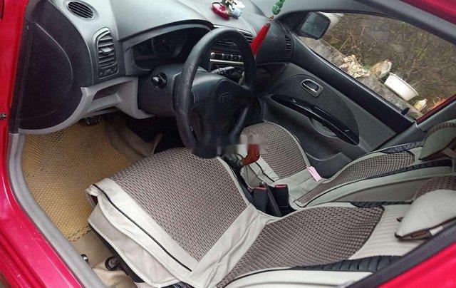 Cần bán Kia Morning năm sản xuất 2007, màu đỏ, xe nhập3