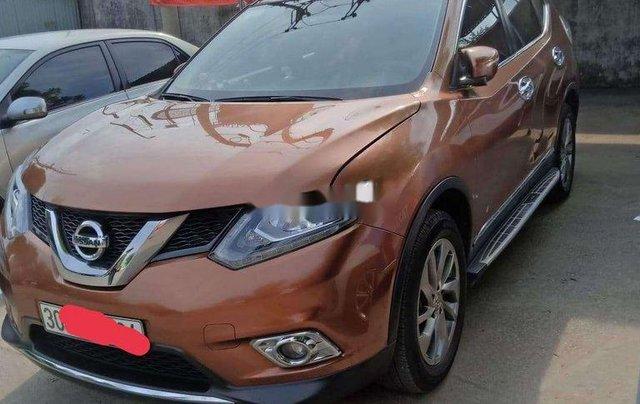 Cần bán gấp Nissan X trail sản xuất năm 2016 còn mới0