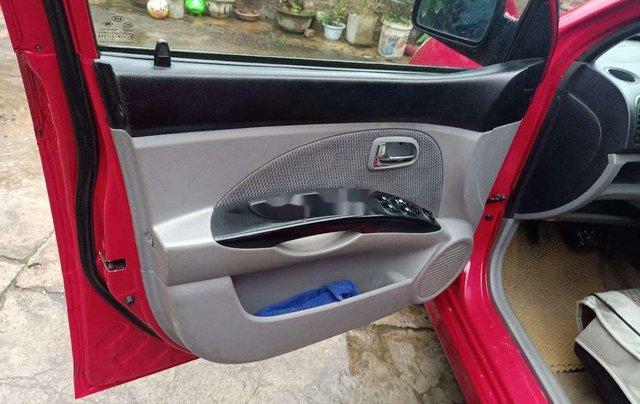 Cần bán Kia Morning năm sản xuất 2007, màu đỏ, xe nhập6