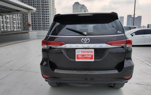 Cần bán xe Toyota Fortuner 2.4G MT 2017 màu nâu GĐ ĐN đi 124.000km - xe cũ chính hãng Toyota Sure5