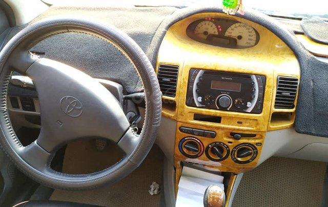 Bán gấp xe Toyota Vios đời 2007, màu đồng lịch lãm, giá tốt3