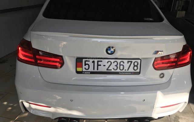 Bán BMW 320I 2015 xe lên M3 full 400 triệu, xe đẹp bao check hãng1