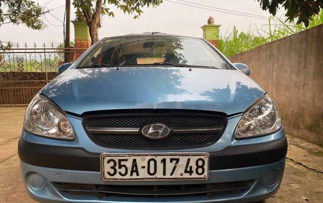 Cần bán lại xe Hyundai Getz sản xuất 2010 còn mới0